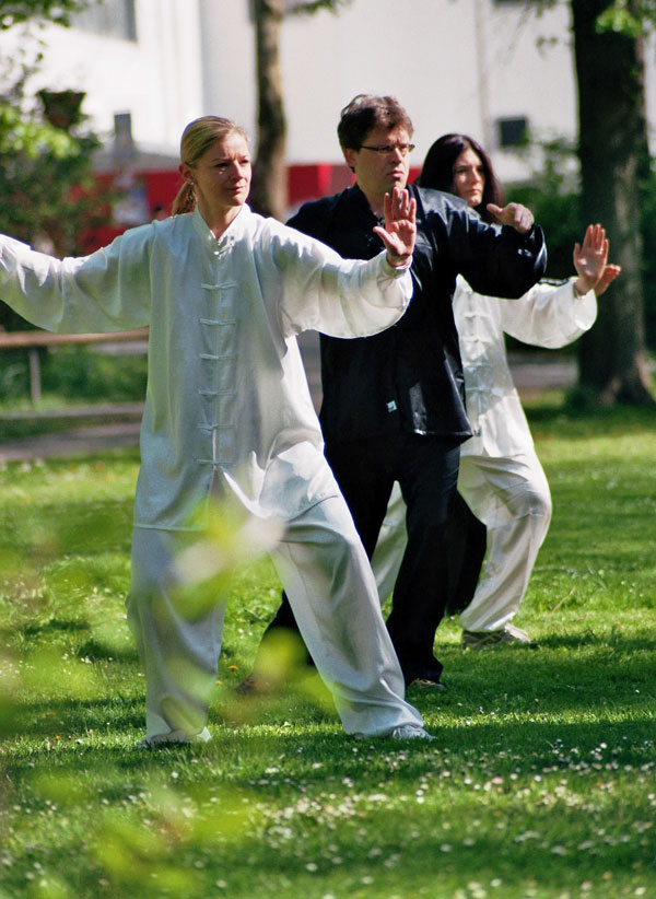 Tai Chi Peking Form 1